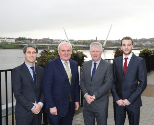 Bertie Ahern Speech at Northern Ireland Economic Conference 2016 Brexit