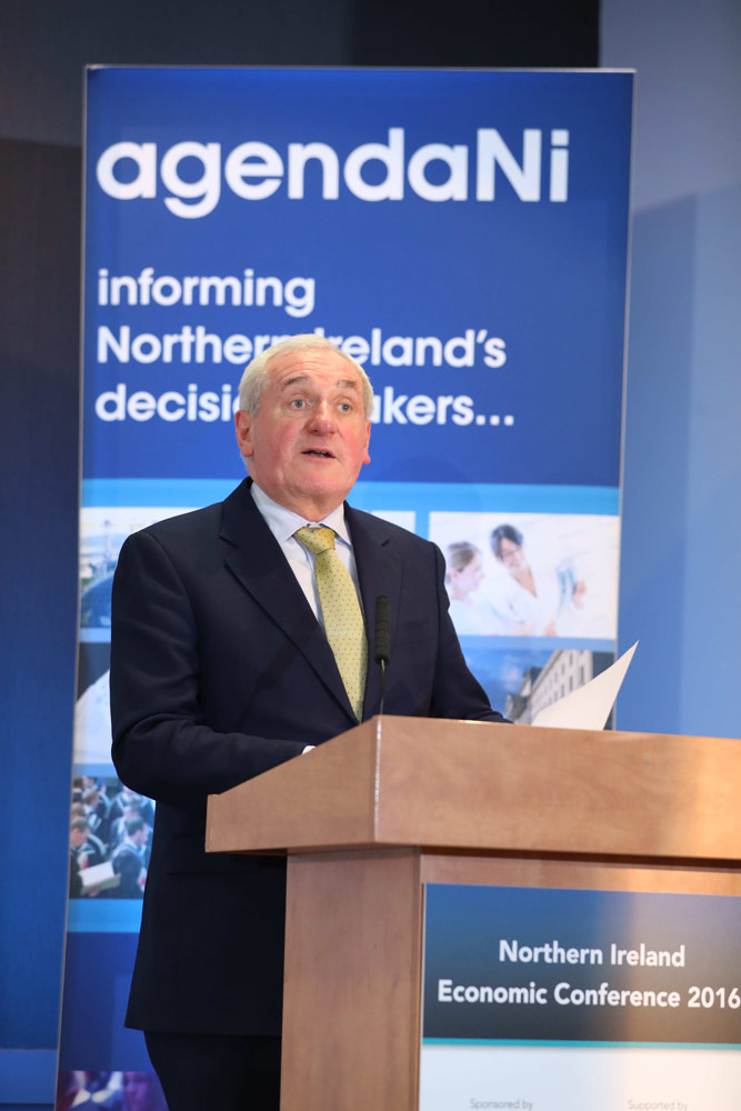Northern Ireland Economic Conference Derry October 19th 2016